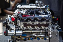 Cambio motore per la Richard Childress Racing Chevrolet di Brian Scott