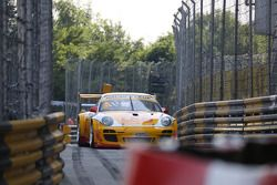 #8 LKM Racing Porsche911 GT3 R: Yuk Lung Siu