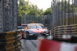 #21 Modena Motorsports Porsche 997 GT3 Cup 3.8: Francis Tjia