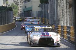 #13 B-Max Racing Team Nissan GT-R Nismo GT3: Katsumasa Chiyo