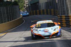 #23 United Autosports McLaren MP4-12C GT3: Danny Watts
