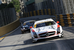 #6 Mercedes-AMG Driving Academy Mercedes-Benz SLS AMG GT3: Renger van der Zande
