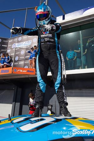 Kazanan Scott McLaughlin, Polestar Racing Volvo S60
