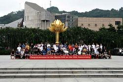 2014 Macau Grand Prix - Lotus Plaza