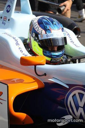 Jordan King, GR Asia with Carlin Dallara F312 Volkswagen-Spiess