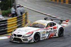 #91 Team AAI BMW Z4 GT3: Augusto Farfus