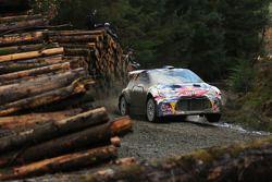 Stephane Lefebvre et Stéphane Prévot, Citroën DS3 WRC