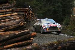 Stephane Lefebvre y Stéphane Prévot, Citroën DS3 WRC