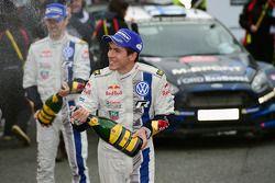 Kazanan Julien Ingrassia, Volkswagen Motorsport