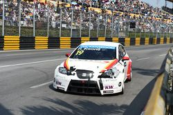Henry Kwong, SEAT Leon WTCC, Campos Racing