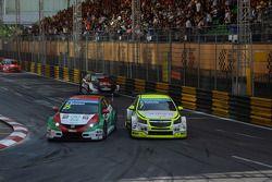 Mehdi Bennani, Chevrolet RML Cruze TC1, Campos Racing