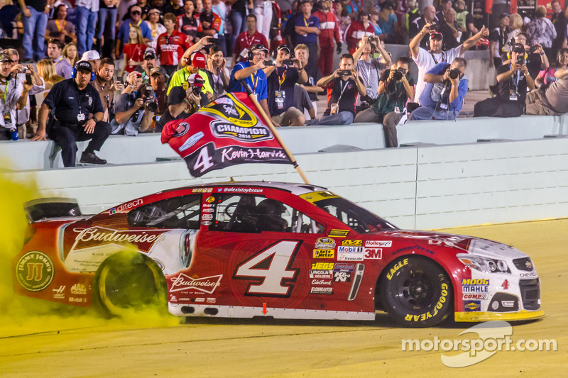 2014: Kevin Harvick (Stewart/Haas-Chevrolet)