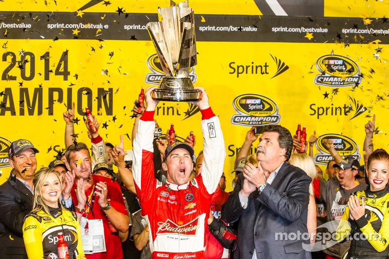 2014: Kevin Harvick, Stewart-Haas Racing Chevrolet