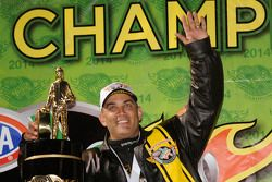 2014 Top Fuel campeón Tony Schumacher