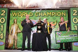 Tony Schumacher, Champion Top Fuel 2014