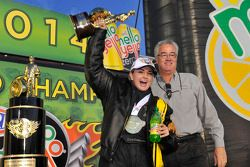 2014 Pro Stock champion Erica Enders-Stevens
