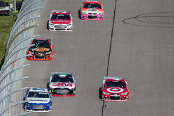 Ricky Stenhouse Jr., Roush Fenway Racing Ford, Greg Biffle, Roush Fenway Racing Ford, Kyle Larson, G