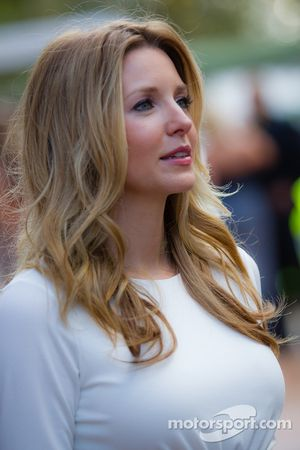Dale Earnhardt Jr.'s girlfriend Amy Reimann