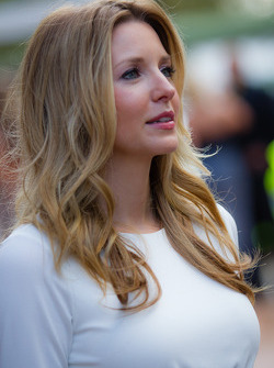 Dale Earnhardt Jr.'s vriendin Amy Reimann