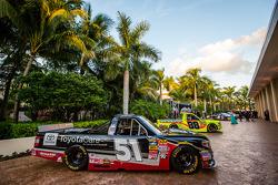 NASCAR Camping World Truck Series-teamkampioen truck