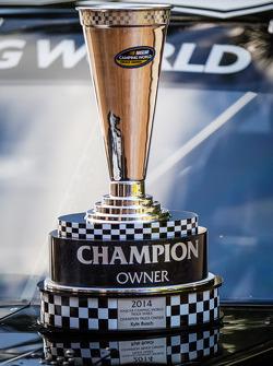 NASCAR Camping World Truck Series-teamkampioen trofee