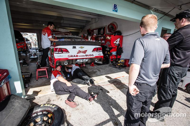Stewart-Haas雪佛兰车队,Kevin Harvick的车组成员
