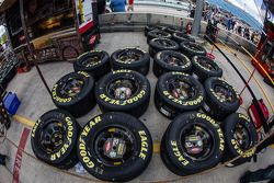 Goodyear tires ready to go