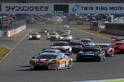 #31 Toyota Prius: Morio Nitta, Koki Saga