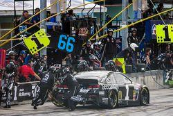 Arrêt au stand - Jamie McMurray, Ganassi Racing Chevrolet