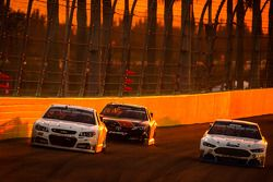 Josh Wise, Mike Curb Ford et Blake Koch, FAS Lane Racing Ford