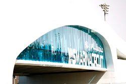 Yas Marina Circuit signage