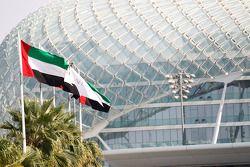 UAE, bandera