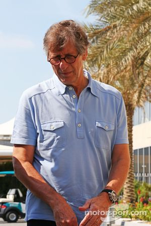 Mario Illien, Ilmor Engineering Co-Founder
