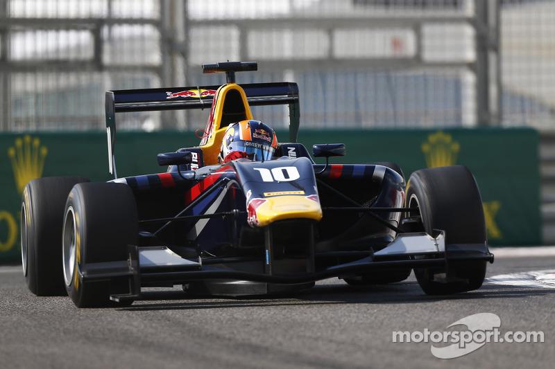 Equipo campeón de la GP3 en 2014: Carlin