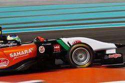 Riccardo Agostini, pilota del team Hilmer Motorsport