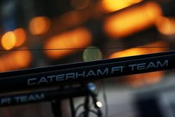 Caterham F1 Team attrezzatura pit stop