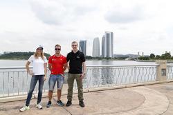 Sam Bird, Virgin Racing ve Michela Cerruti, Trulli