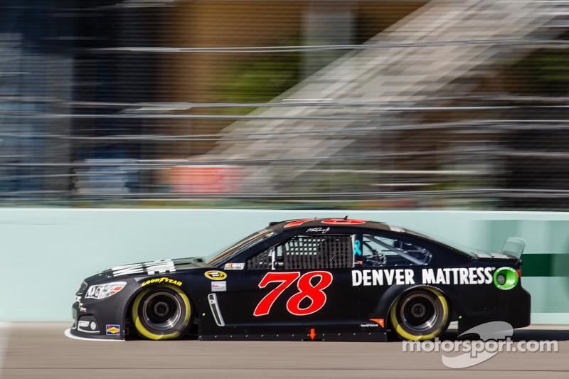Marten Truex Jr., Furniture Row Racing Chevrolet