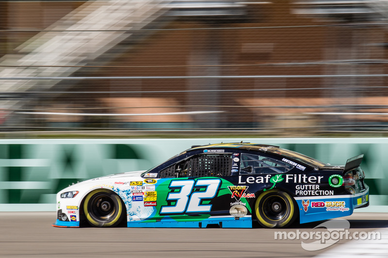 Blake Koch, FAS Lane Racing Ford