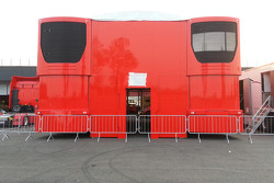 Motorhome: Scuderia Ferrari