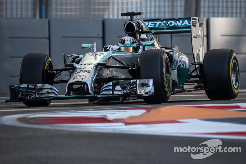 Lewis Hamilton (depuis 2013)
