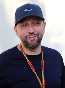 Gerard Lopez, Lotus F1 Team Principal