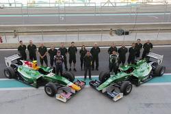 Pierre Gasly, Rio Haryanto, Caterham Racing
