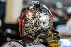 Casque de Dale Earnhardt Jr., Hendrick Motorsports Chevrolet