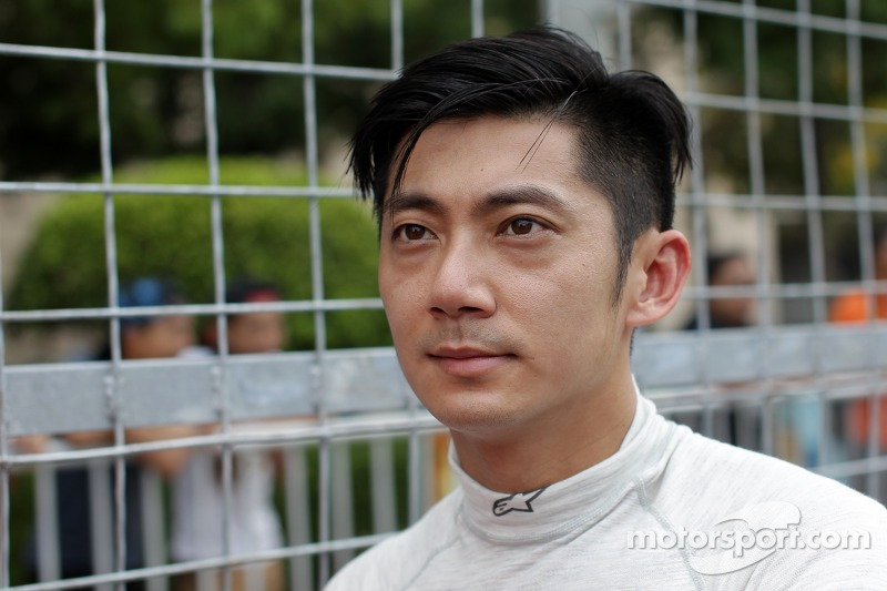 Ho-Pin Tung, China Racing