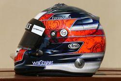 Il casco di Will Stevens, Caterham F1 Team