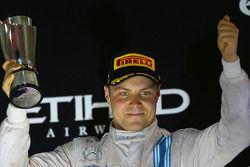 üçüncü sıra Valtteri Bottas, Williams FW36
