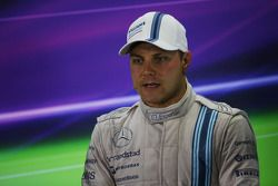 Valtteri Bottas, Williams FIA Basın Konferansı'nda
