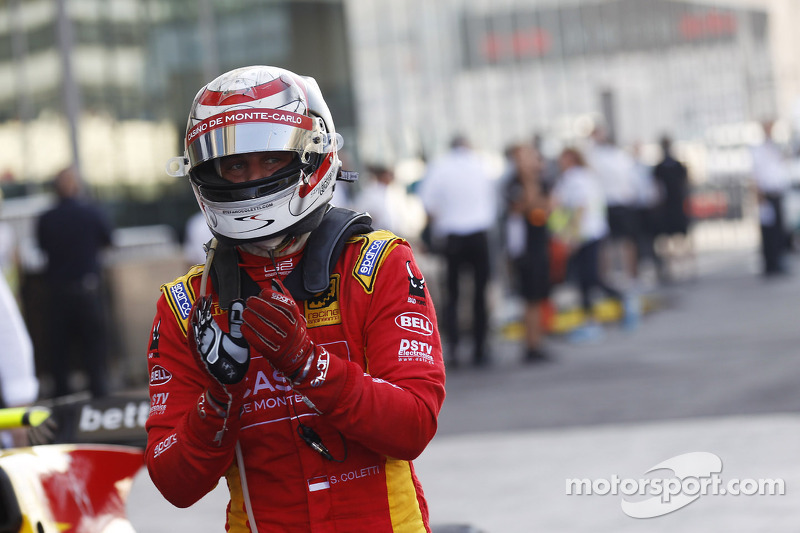 El ganador Stefano Coletti, Racing Engeneereng