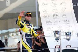segundo lugar Felipe Nasr, autolen